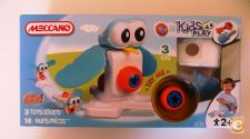 Meccano kids play, Pinguim 3 formas
