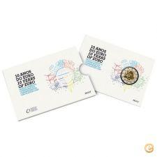 Ek #  2 Euro Proof Portugal 2012 10 Anos do euro
