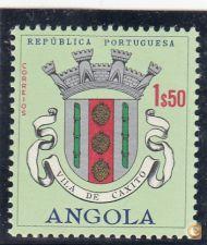 SELO DE ANGOLA - AFINSA Nº 465