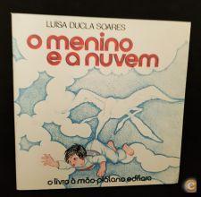 Luísa DUCLA Soares O Menino e a Núvem Ilustrado