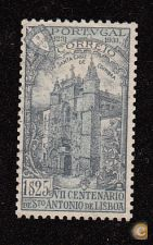 1931 - Sto Antonio - Novo sem goma  - AF 535