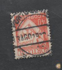 FILA-1931 MARCOFILIA  AF-520 LUSIADAS CARIMBO PORTO CENTRAL