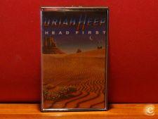 Uriah Heep - Head First / Progressive Rock / EX / Cassete PT
