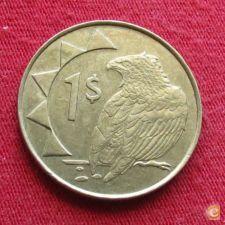 Namíbia 1 dollar 1993 KM# 4   *V