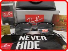 STOCK - Novos Oculos Sol Ray Ban ClubMaster RB 3016 - Pretos