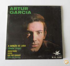 ARTUR GARCIA - A Canção De Lara (EP)