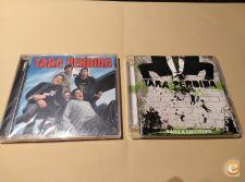 2 CD *Tara Perdida: É assim... e Nada a esconder* Rock Tuga