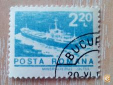 ROMENIA - SCOTT 2465 - BARCOS