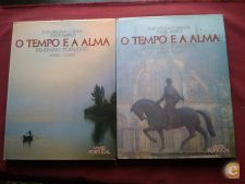 JOSÉ HERMANO SARAIVA/JORGE BARROS-O TEMPO E A ALMA-1986
