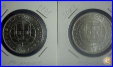 MOÇAMBIQUE - 20$00 DE 1971 E 1972