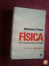 ALONSO & FINN-FÍSICA,CURSO UNIVERSITÁRIO-MECÂNICA-1977