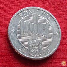 Roménia Romania 1000 lei 2000 KM# 153   *V2