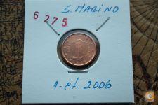 1-Centimo_SAN MARINO 2006                 A/R=  ( 6275 )