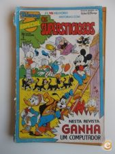 Disney especial nº3 - Os supersticiosos