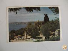 Postal do Castelo de S. Jorge Lisboa 1959