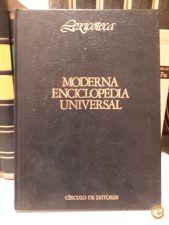 Moderna Enciclopédia Universal tomo XVIII (Tra-Zyr)