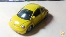 WELLY NEX - VW VOLKSWAGEN NEW BEETLE 1/64 APROX  *NOVO*