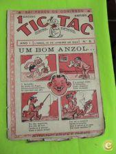 TIC TAC JORNAL INFANTIL Nº 5 DE JANEIRO DE 1933