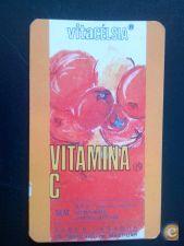 VITACELSIA - VITAMINA C - 1991