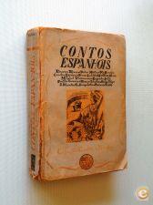 Contos espanhóis / pref. Francisco Carvajal Capella