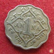 Índia Britanica 1 anna 1927 (b) KM# 513 British India