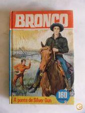 Colecção Herois nº19 - A Ponte de Silver Gun - Bronco Kid
