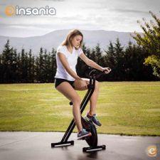 Bicicleta Estática Dobrável EVO B1000 BH Fitness