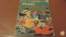 Mikey E As Compras De Natal 1964 Walt Disney`s Livro Dourado