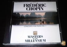 FRÉDÉRIC CHOPIN / MASTERS OF THE MILLENNIUM