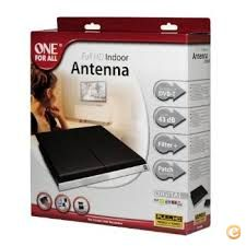 Antena interior ONE FOR ALL Full HD SV 9390