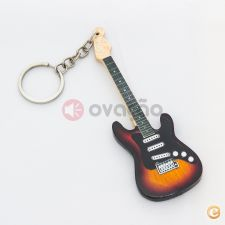 Porta-Chaves / Iman Guitarra Ritchie Blackmone - Deep Purple