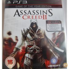 Assassin's Creed 2 GOTY -  NOVO Playstation 3