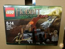 Lego 79015 The Hobbit Witch king Battle Novo e Selado