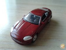 WELLY NEX - JAGUAR XK COUPE       1/64 APROX  *NOVO*