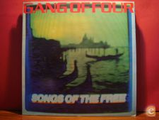Gang Of Four - Songs Of The Free / New Wave / NM / Lp / UK