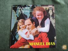 "Manuel Dias-Amor de Pai-Single 7"" 45 RPM"