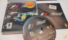 F1 Formula 1 Championship edition - Bom estado - PS3