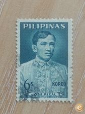 FILIPINAS - SCOTT 857A