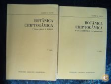Botânica Criptogâmica (2 volumes) - Gilbert M. Smith