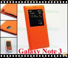 Flip case S-View Samsung Galaxy Note3 Note 3 N9000 N9005 5.7
