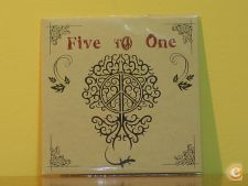 FIVE TO ONE - FIVE TO ONE (cd ALBUM)