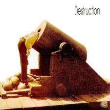 DESTRUCTION - The Least Successful Human Cannonball CD