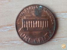 USA - ONE CENT - 1983 - KM#201B (A04)