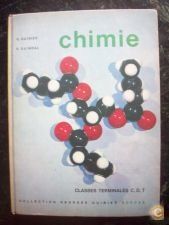 Chimie - G. Guimier , R. Guimbal