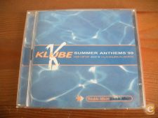 CD Duplo Klube K Summer Anthems 99 Vidisco