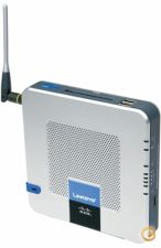 Router Linksys Cisco 3G Wireless