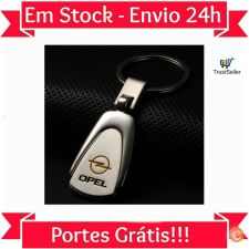 L6107 Porta Chaves Metálico Opel Luxury Astra Insignia Stock
