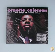 2CD_ORNETTE COLEMAN _THE SHAPE OF JAZZ TO COME.
