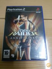 Tomb Raider Anniversary - Playstation 2