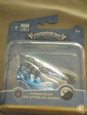 Skylanders Superchargers Power Blue Splatter Splasher